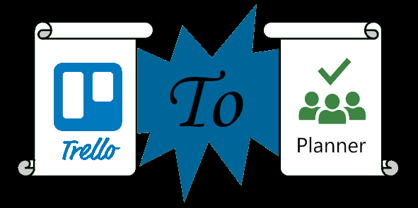 How to Migrate from Trello to Microsoft Planner? (Trello JSON Import)