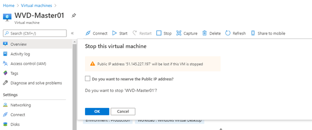 Azure Shared Image Gallery and Windows Virtual Desktop